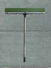 tennis court roller refuge