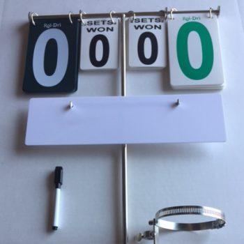 tennis score tracker