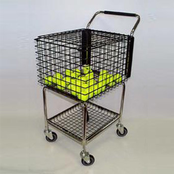 ball basket cart