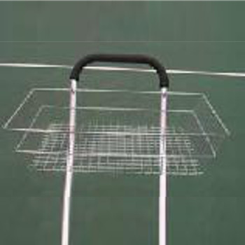 ball mower basket