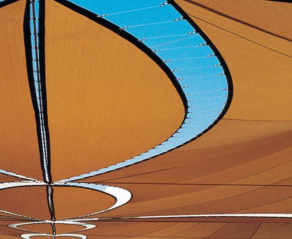 industrial fabric shade sail