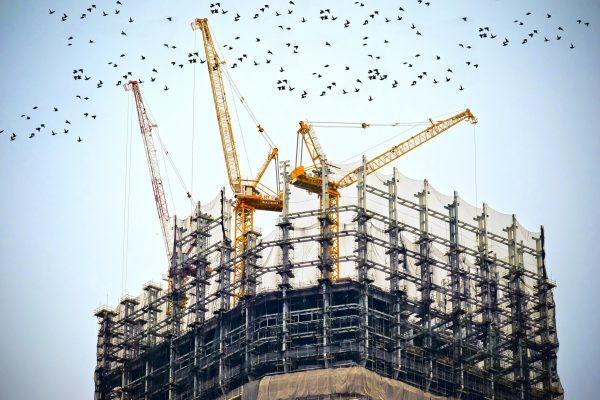 scaffolding enclosure