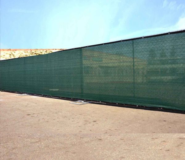 industrial fabric privacy screen
