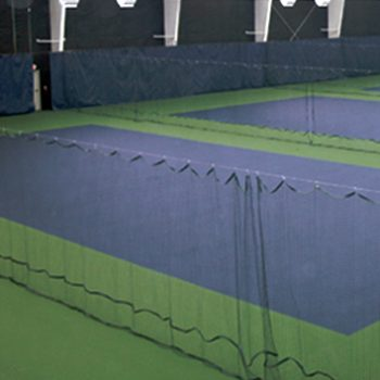court divider netting net