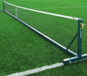 edwards portable tennis net system