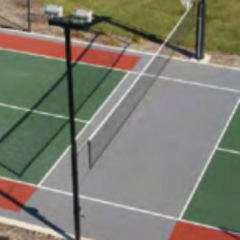 unicourt light mount tennis net