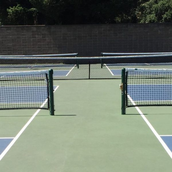 tennis pickle ball posts