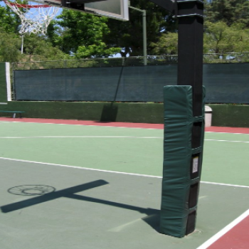 sports pole padding