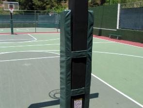 sports pole padding